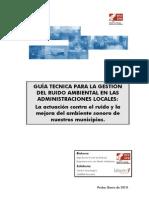 Guia Tecnica Ruido Ambiental Ayuntamientos_dfb