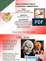 Jung Teoria de La Personalidad