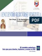 Modelo Asterisco VictorGuedez