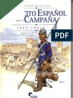 El Ejercito Espanol en Campana 1643-1921 [Almena]