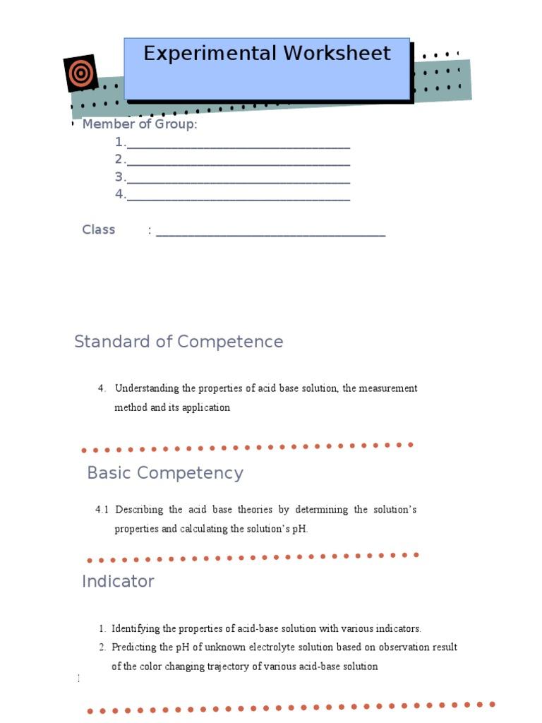 Worksheet Acid Base Theories Worksheet Carlos Lomas Worksheet For
