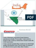 Costco Case Study - India Final