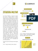 Apostila Ditadura Militar (1)