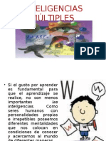 INTELIGENCIAS MULTIPLES 1.ppt