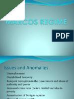 Marcos Regime
