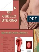 Expo Cancer de Cuello Uterino
