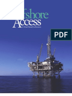 Offshore Access to America's Oil and Natural Gas Resources