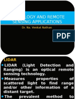 19 Metrology and Remote Sensing Applications
