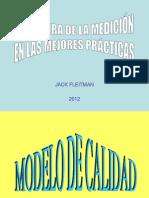 Sistemas Medicion Calidad Mejores Practicas Presentacion