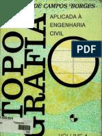 Topografia Aplicada a Engenharia Civil Vol.1