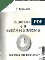 Bracante O Brasil e a Ceramica Antiga