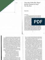 Notes on BIG HEAT Historical/Societal Context