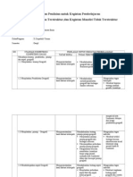 Rancangan Penilaian Untuk Kegiatan Pembelajaran 2010