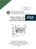 Pemeliharaan Servis Sistem Pendingin Dan Komponen - Komponennya