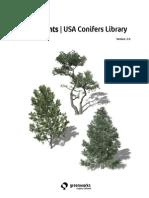 USA Conifers V2 En