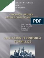 Evaluacion Tornillos Francisco Culajay