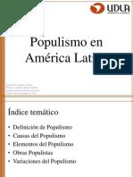 Populismo PDF