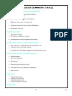 Procesos de Manufactura 2