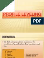 Profile Leveling 2