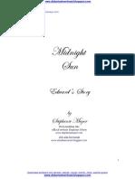 Novel Midnight Sun (Twilight Versi Edward Cullen)