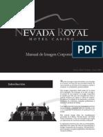 Nevada_royal Manual de Identidad Corporativa