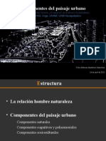 Componentes Del Paisaje Urbano