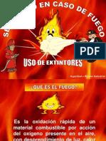 Separata Contra Incendio II