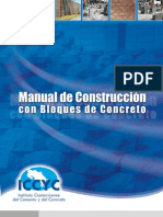 Manual Blo Ques Concret o