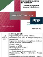 Clase 1 Introducción a la Microeconomia Ene 8