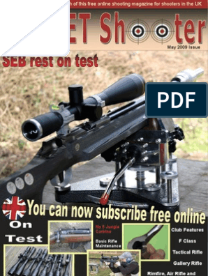 Target Shooter May | Firearms | Projectile Weapons