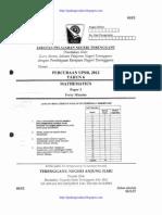 aTrial JPNT 2012 Math Paper 2
