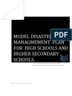 Disaster Management ......