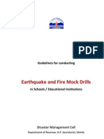 Disaster Management Mock Drills- Guidance Note for Schools (29-03)