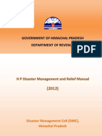 HP DM and Relief Manual, 2012
