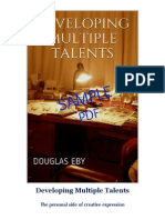 Developing Multiple Talents - SAMPLE