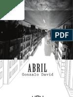 Abril de Gonzalo David