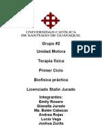 Tutoria Biofisica Practica-Unidad Motora