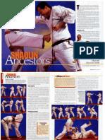 Shaolin Ancestors, Okinawan White Crane Kempo