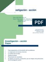 Etapas de La Invstigacion-Accion