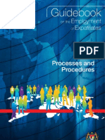 guidebook on the employment of expatriates - processes and procedures