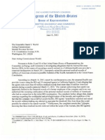 Letter to IRS from Committee on Energy and Commerce in the House of Representatives