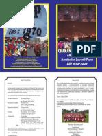 AJP Programa Chakana Cruz 2009 - Invitacion
