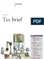 Tax Brief - February 2012
