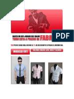 Catalogo Camisas