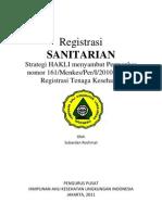 Registrasi Sanitarian