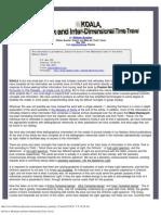 KOALA, Montauk and Inter-Dimensional Time Travel