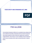 Food safety act