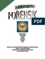 Buku Roman Forensik