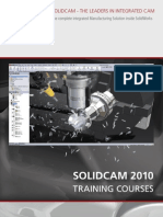 SolidCAM Training