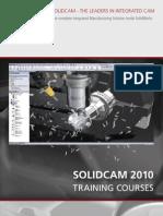 SolidCAM Training